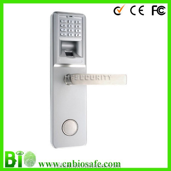 Fingerprint And Code Security Electronic Lock Company HF-LA801