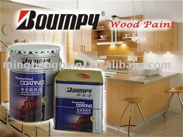 wood paint PE lacquer series