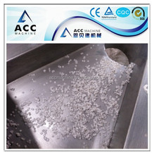 High Capacity Plastic Film Recycling Granulating Production Line