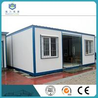 50mm 75mm 100mm sandwich panel modular container house sales in Bahrain