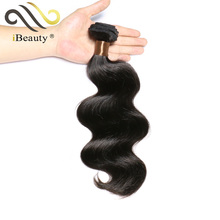 Homepage top selling iBeauty real human hair weave exporting sale charming cheap virgin malaysian full ends body wave bundles