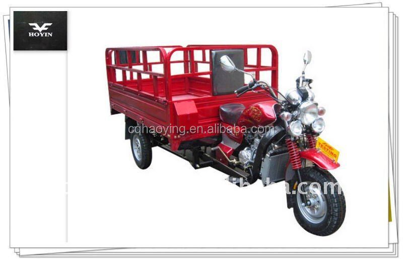 175cc Air Cooled Cargo Trike Three Wheel Motorcycle For Adults(Item No:HY175ZH-3E)