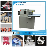 Stainless Steel / Aluminium / Carbon Steel / Galvanized Sheet LED Metal CNC Channel Letter Bending Machine