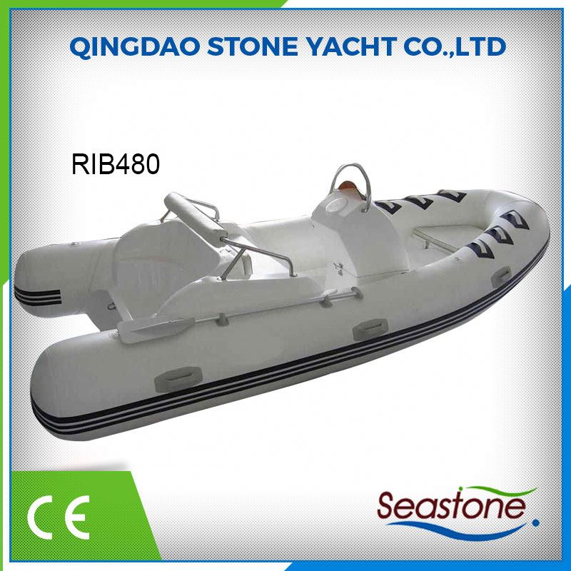 Chinese Credible Supplier Pvc Tube Inflatable Ribs Boats 480
