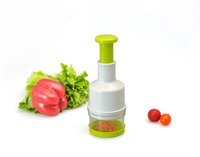 S/S+ABS+PP+PS 22.3*8.8*8.8 High quality kitchen tools vegetable chopper slicer/celery chopper/pepper chopper