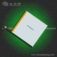 rechargeable tablet battery ,replacement laptop lithium battery 3.7v