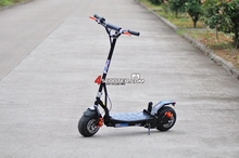 Drop shipping rechargeable battery powered scooter migic wheel electric scooter