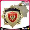 Custom metal souvenir supply military metal emblems