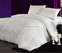 Hotel bed low price duck down quilt for queen size