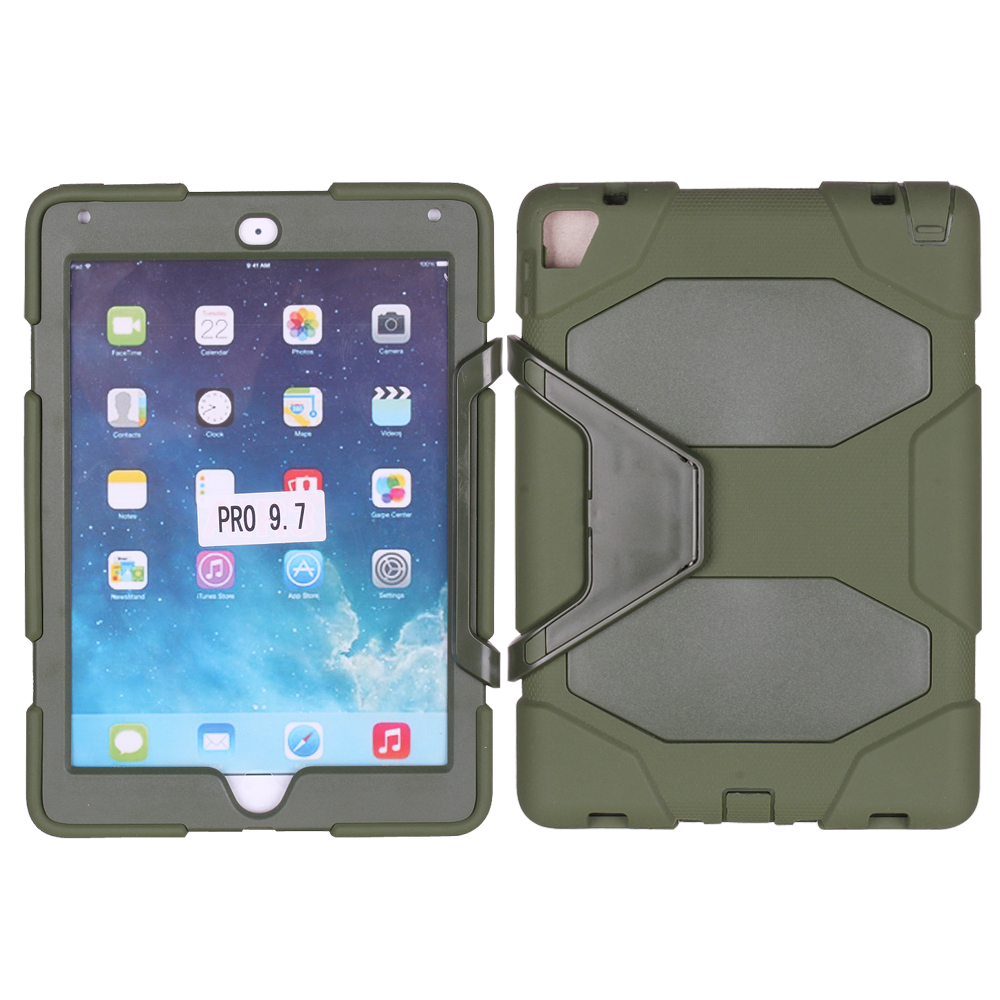 Wholesale China Factory For iPad Pro 9.7 Case,Waterproof Shockproof Back Clear Case Hard Cover For iPad pro 9.7
