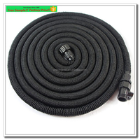 Car Wash Equipment Reinforced Garden Hoses Pipe With Brass Fittings Magic Garden Water Hose for Home Garden