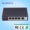 UL Approval high Power 4 fast ethernet port poe switch