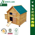 Hot Sale Flat Pack Wooden House For Chicken