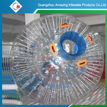 Free shipping ! Factory customize ! Super quality inflatable human sized hamster ball for adult and child