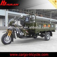 hot sale Semi-cabin Cargo Tricycle/ 3 wheel motorcycle