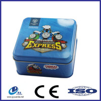 Promotional food grade tin can manufacturer