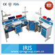 Popular commercial furniture lab bench | dental lab work bench for techinicians