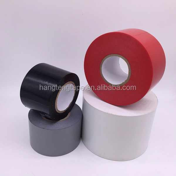 PVC Corrosion Protection Pipe Wrap Tape UPC Approval