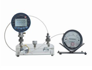 Manual Pneumatic Pressure Calibration Pump , Micro pressure calibration pump HS700