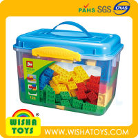 High Quality ABS toy bricks compatible to Duplo