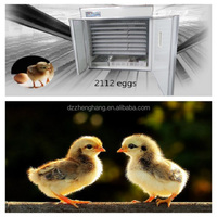 Full automatic egg incubator/ commercial Industrial 2112 eggs cheap poultry incubators in germany