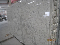 RIVER WHITE Granite bella white cashmere white granite