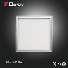 CE RoHs dimmable white led suspended ceiling light panel 10w-72w