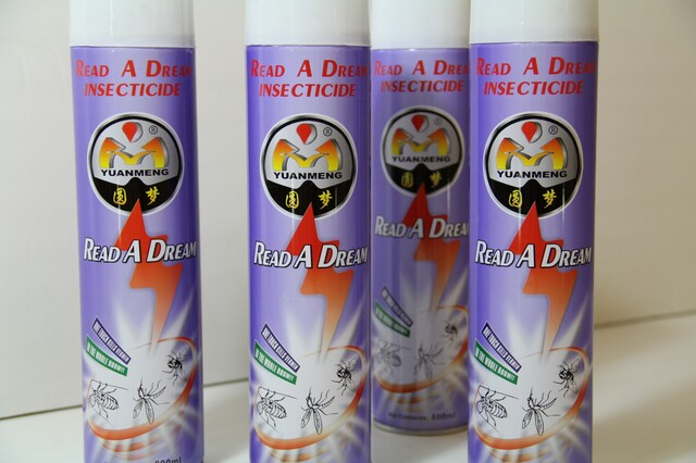 15 Years Brand RAD Spray Pesticide Insecticide for Africa
