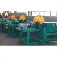 CTB Series Iron Ore Dry Drum Magnetic Separator For Mine