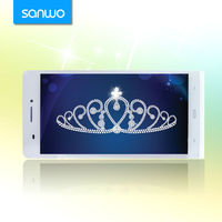 Factory 6 Inch smartphone with Android 4.2 3G Moblie phone