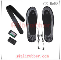 Battey Operated Heated Warm Fabric Insoles