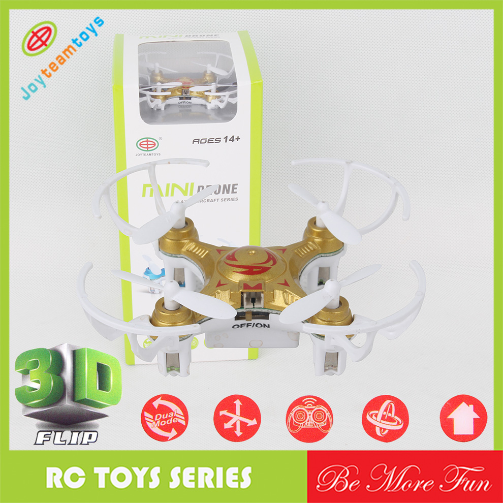 Mini 2.4GHz 6 Axis Gyro 4CH RC Quadcopter 3D Eversion Aircraft
