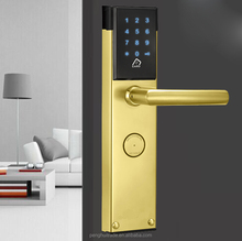 High Quality Stainless steel 304 apartment house id card keypad door lock