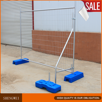 Australia Decorative Temporary Movable Fence