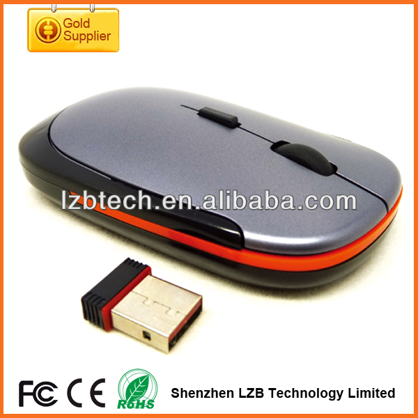 mini wireless mouse,unique ultra-thin optical computer mouse for women