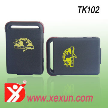 original manufacturer sms reset gps tracker tk102 newest sirf4 chip with free software gps tracker tk102