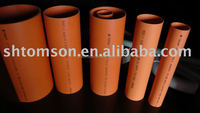 ISO/AS/NZS /ASTM D standard pvc cable tube