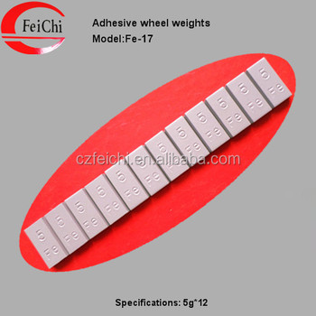 fe wheel balance weight