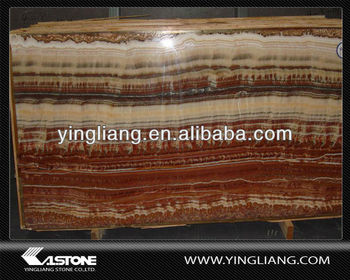 fantasy red onyx marble