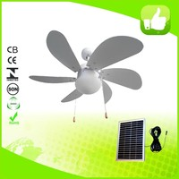 Factory supply fast delivery decorative remote control ceiling fans with LED light