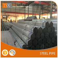 TSX-GP1671628 Schedule 40 steel gi pipe price for Metal Building Materials