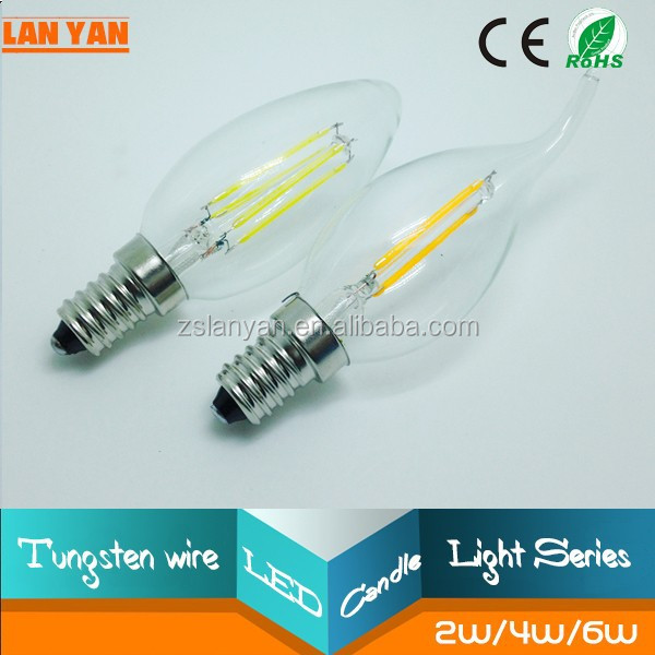 sales agents wanted worldwide led filament led light 2w made in p.r.c.