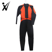 dry suit wetsuit rubber scuba neoprene fabric surfing diving suit
