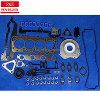 factory price transit V348 auto engine gasketkit, complete gasket set, overhaul kit