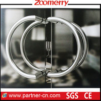 Stainless Steel 304 Semi-Circle Pull Handle for Glass Sliding Door
