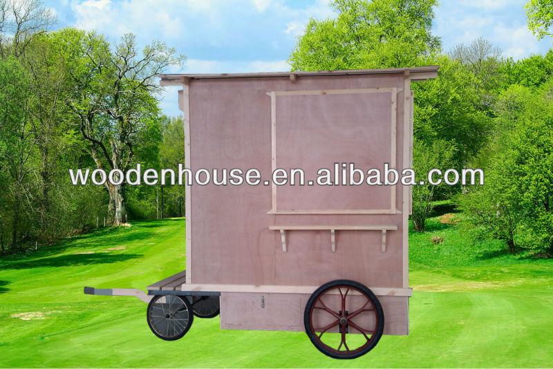 Portable house portable stand con ruedas casas - Casas prefabricadas con ruedas ...