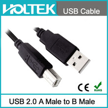 USB A to B cable usb 2.0 3.0 cable for printer scanner