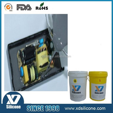 Electronic potting silicone for LED drivers, potting silicone rubber for LED LCD