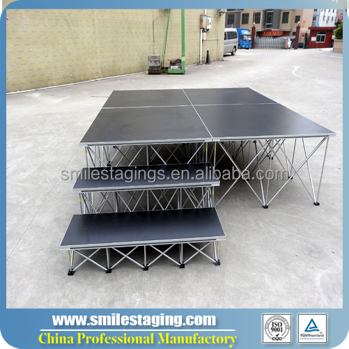 Portable Stages Kid Stage Systems Concert Stage Design For School