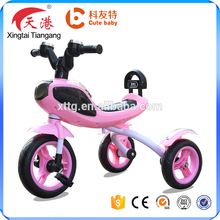China factory baby kids children tricycle toys